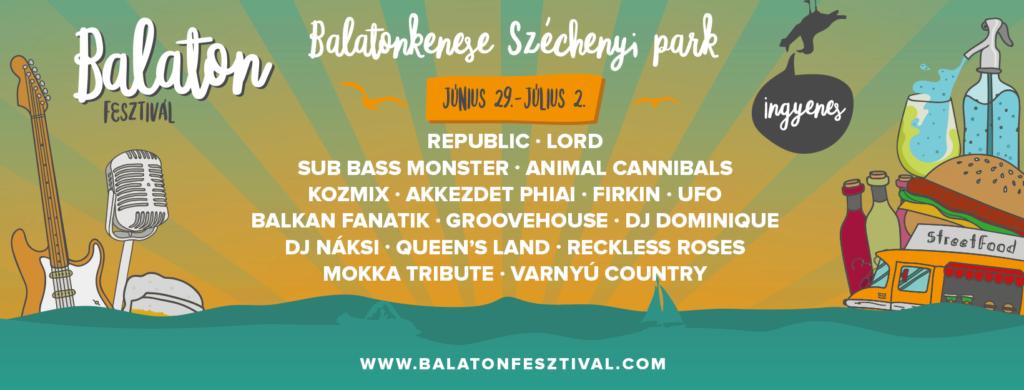 Balaton Fesztivál 2017